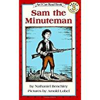 Sam the Minuteman - Nathaniel Benchley